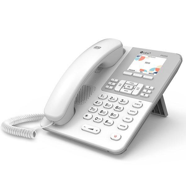 Giga 인터넷을 지원하는 컬러 LCD 기업용 인터넷 전화기
